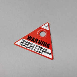 General Warning Tag