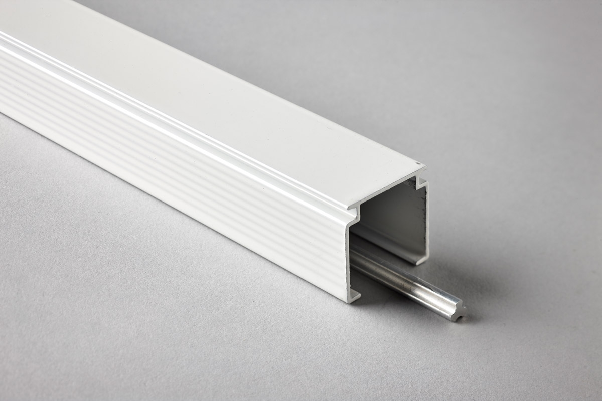 Narrow Headrail White Pack Of 90m