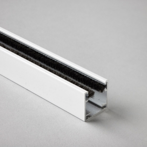 Side Guides 23mm-White