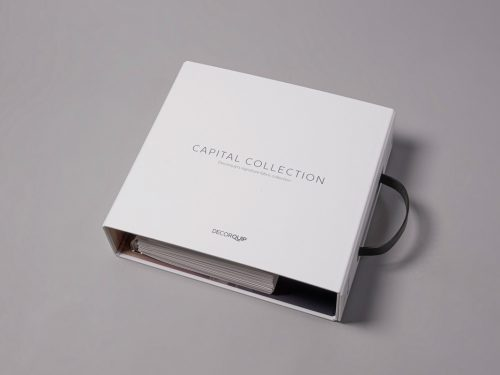 Capital Collection Book & Spec Cards