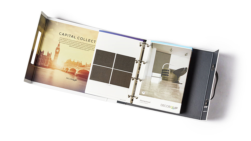 Capital Collection Book