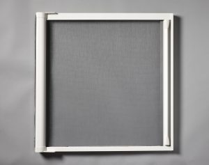 Recessed Lateral Spring Insect Screen Decorquip