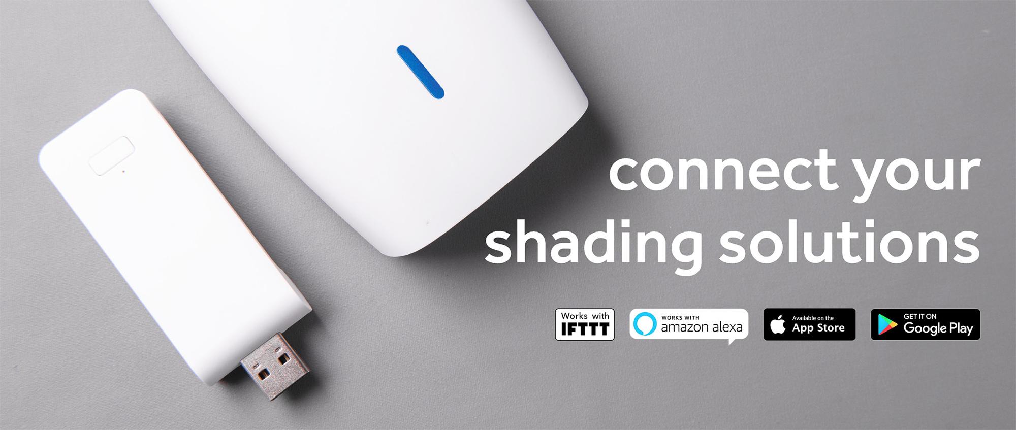 Connect your shading solutions
