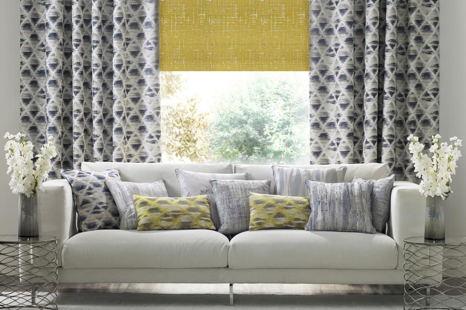 LivingRoom Curtains Decorquip