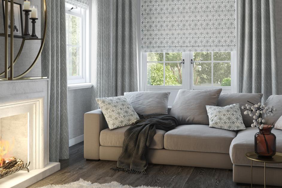 Traditional Living Room Curtains Decorquip